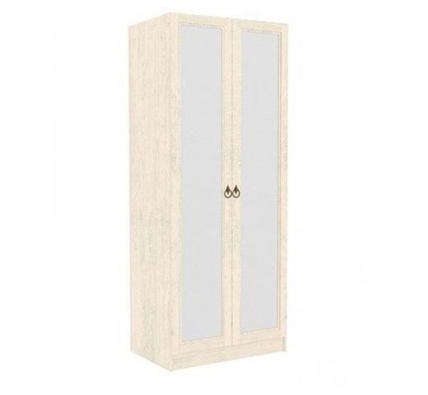 Шкаф двухстворчатый с зеркалом Амели