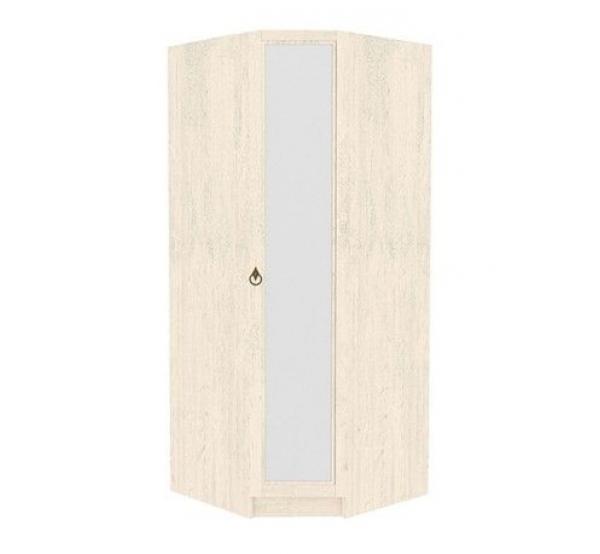 Шкаф угловой с зеркалом Амели