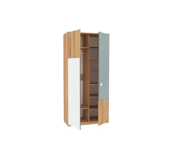 Шкаф двухстворчатый Модекс-2