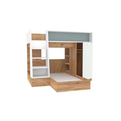 Кровать двухъярусная Модекс-2