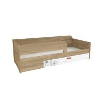 Детская Кровать с ящиками серии Оливер