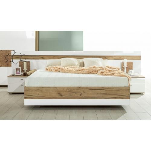Кровать 1600 с подъемным механизмом Cпальня  Фиджи