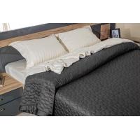 Кровать 1600 (Без основания) Антрацит Фиджи