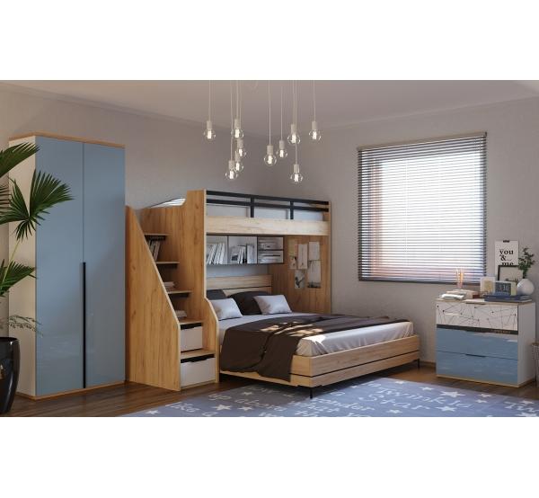 Комплект мебели для подростка из серии Урбан 5