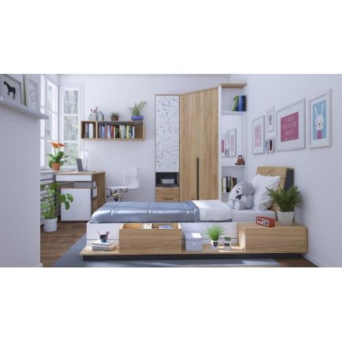 Комплект мебели для подростка из серии Урбан 4