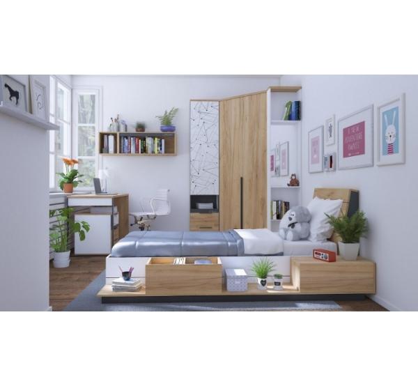 Комплект мебели для подростка из серии Урбан 1