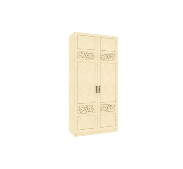 Шкаф двухстворчатый (без зеркала) Александрия
