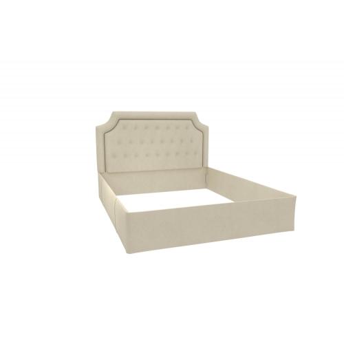 Кровать мягкая 1600 Классика Комфорт Александрия