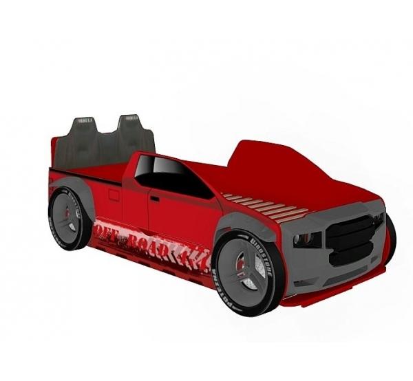 Кровать-машина 900 Пикап с аксессуарами Формула