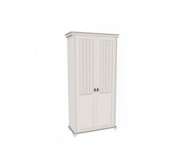 Шкаф двухстворчатый со штангой (гостиная) Амели