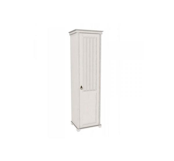 Шкаф одностворчатый со штангой и полками (гостиная) Амели