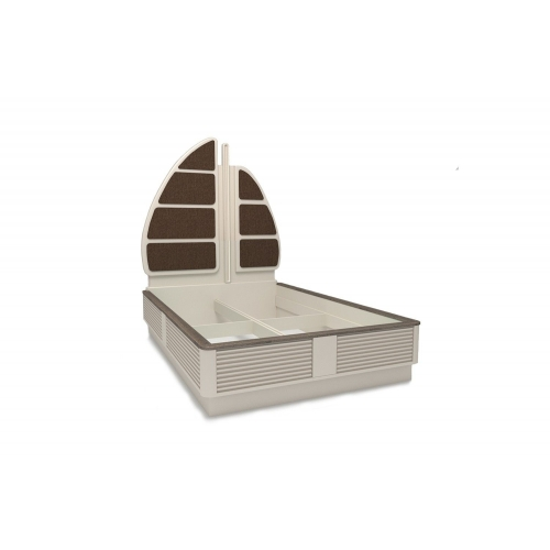 Кровать ЛД 509.152 Калипсо