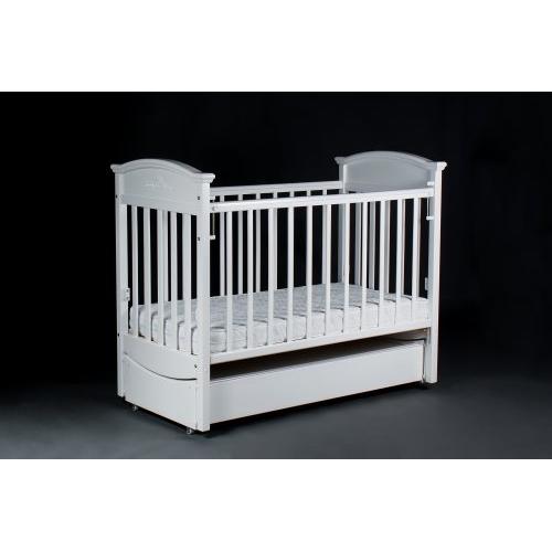 Детская кроватка «Napoleon VIP» белая