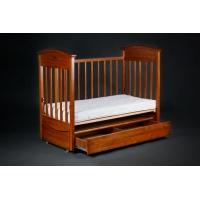 Детская кроватка «Napoleon VIP» орех