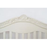 Детская кроватка «VIVA Victoria» белая
