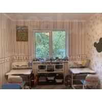 Комплект парта и стульчик Evo-kids BD-10 c лампой