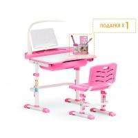 Комплект парта и стульчик Evo-kids Evo-17 (с лампой)