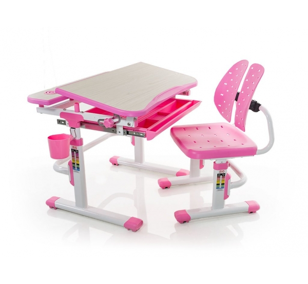 Детский комплект парта и стульчик Evo-kids Evo-05