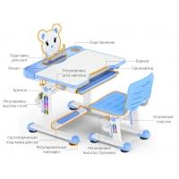 Комплект парта и стульчик Evo-kids BD-04 Teddy