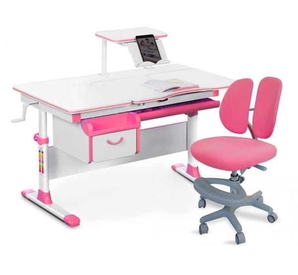 Детский комплект парта Evo-kids Evo-40 и кресло Mio-2
