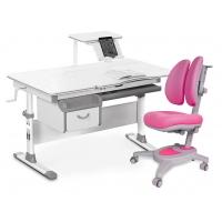 Комплект парта Evo-kids Evo-40 (дерево) и кресло Onyx Duo