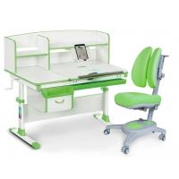 Комплект парта (дерево) Evo-kids Evo-50 и кресло Onyx Duo