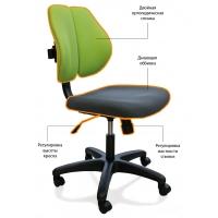 Компьютерное кресло Mealux Deluxe Duo