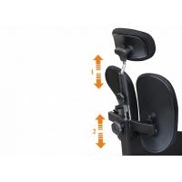 Компьютерное кресло Mealux Deluxe-Duo Plus