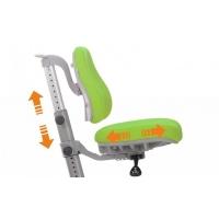 Кресло детское Mealux Match gray base
