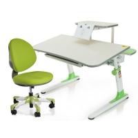 Стол с регулировкой высоты + кресло Edison + Vena Mealux