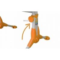 Парта с регулировкой наклона столешницы Orion Mealux