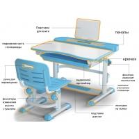 Комплект парта и стульчик Evo-kids BD-04 XL New