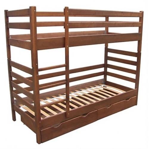 Двухъярусная кровать Дуо