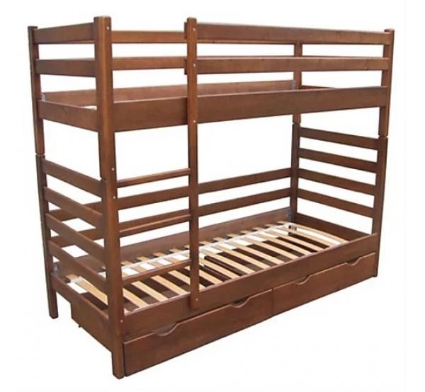 Детская двухъярусная кровать Дуо