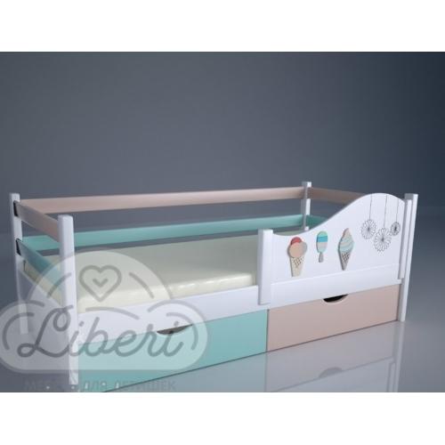 """Кровать детская """"Candy bar - Классик"""""""
