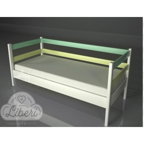 """Кровать детская """"Грузовичок - Классик"""""""
