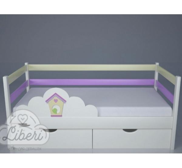"""Кровать детская """"Лето - Классик"""""""