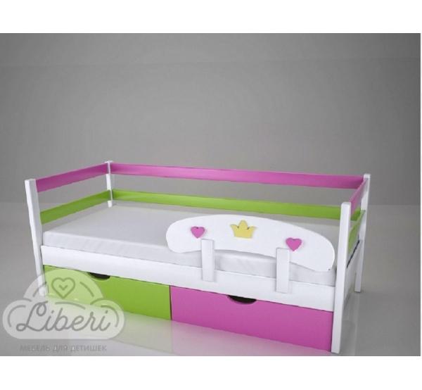 """Кровать детская """"Принцесса - Классик"""""""