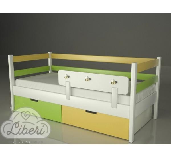 """Кровать детская """"Винни и друзья - Классик"""""""