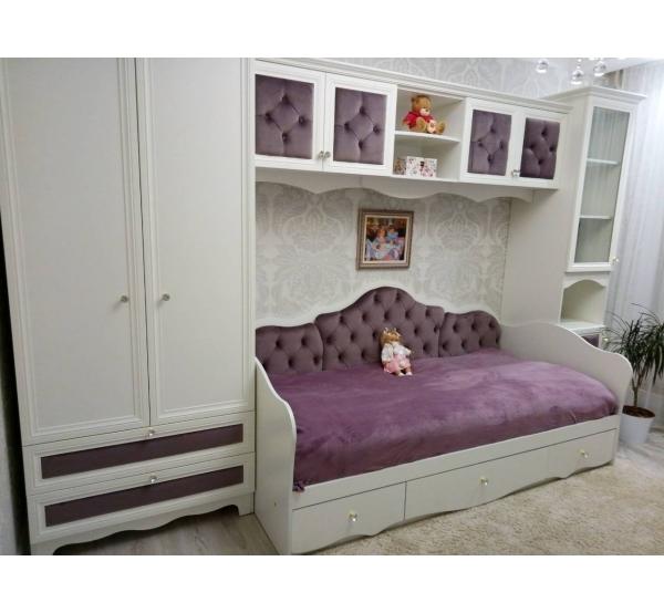Комплект детской мебели серии Прованс
