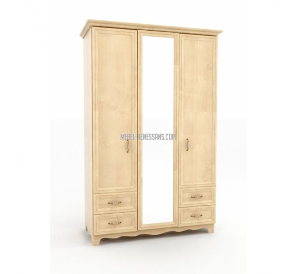 Шкаф-гардероб ШГ 4-44 Прованс