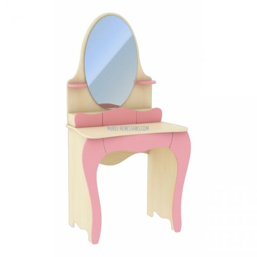 Стол-трюмо с зеркалом  СТ 4-3 Прованс