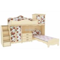 Мебельный комплект МКЛ 5-52 Прованс