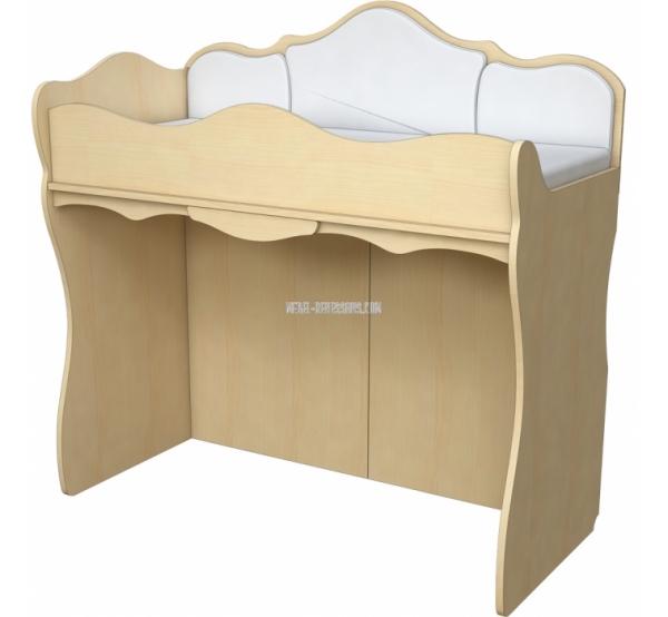 Кровать-чердак КД 4-6 Прованс