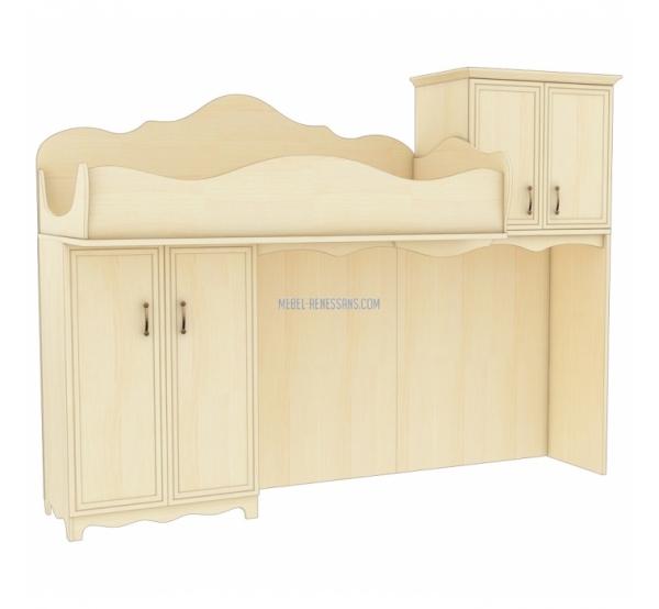 Мебельный комплект МКЛ 4-52 Прованс