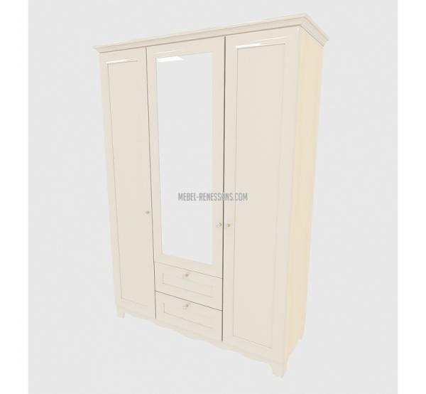 Шкаф-гардероб Гламур ШГ 6-421