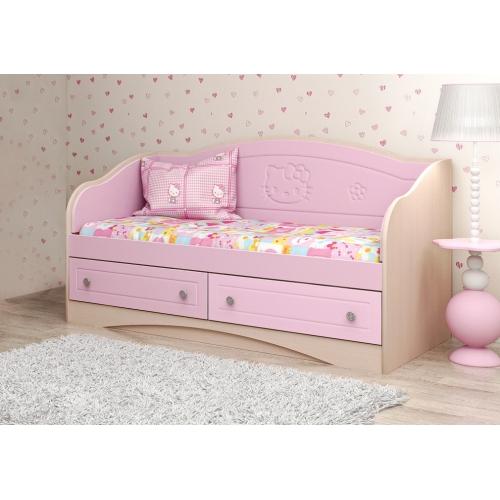 """Кровать детская """"Kiddy"""" D-1.07.K8 Вальтер"""