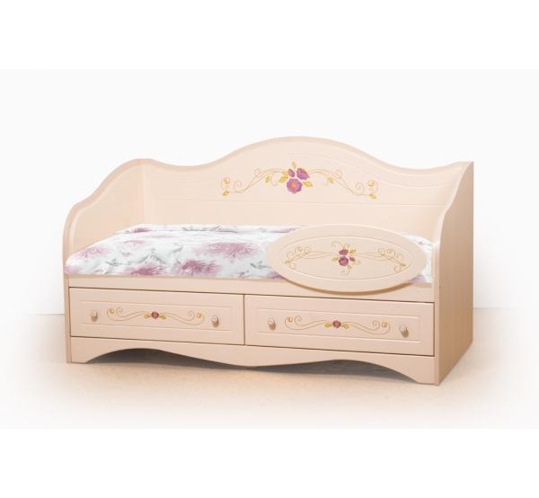 """Кровать детская """"Provance"""" D-1.07.V8 Вальтер"""