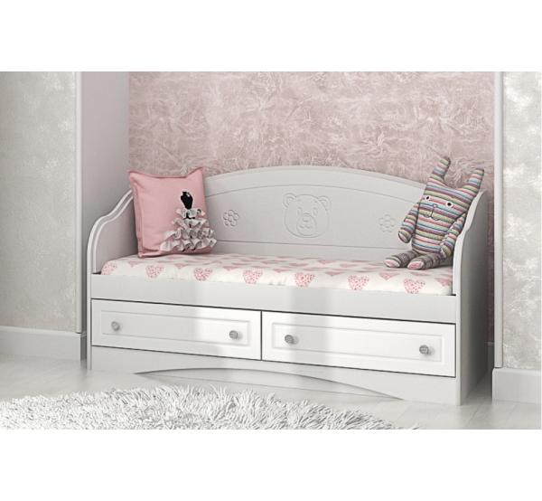 """Кровать детская """"Мишка"""" D-5.07.M5 Вальтер"""