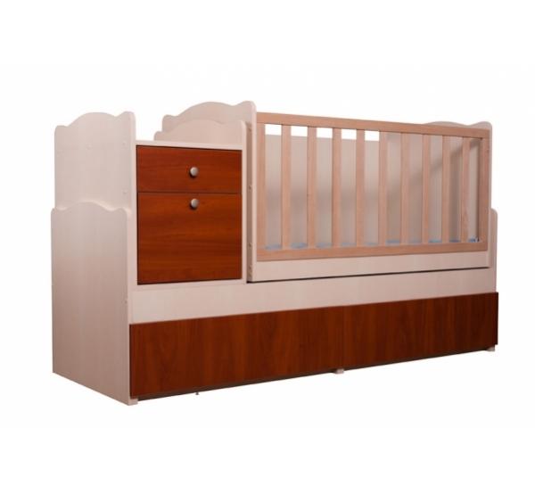 """Детская кровать трансформер """"Дадон"""" 5в1 TR-1 Вальтер"""